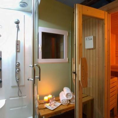 Sauna & Hidromasaje