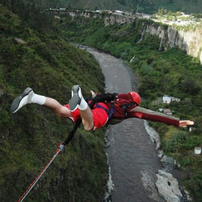 Bungee jumping and multy – adventure routes