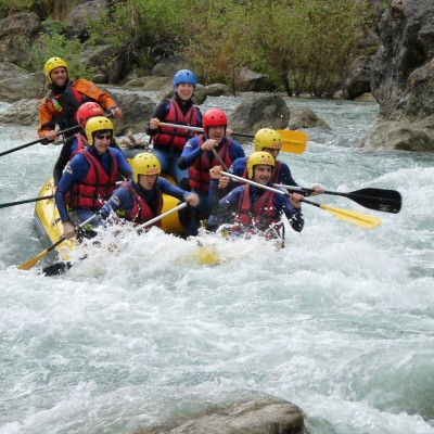 Rafting, Kayak, Hidrospeed